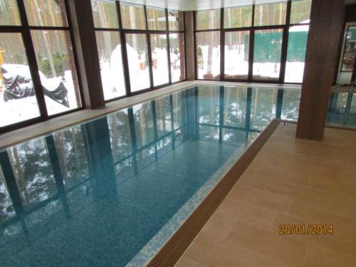 Строительство бассейнов - СтроюБани