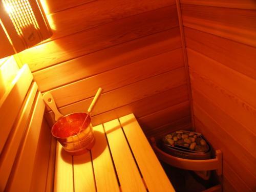 Внутренняя отделка бань и саун